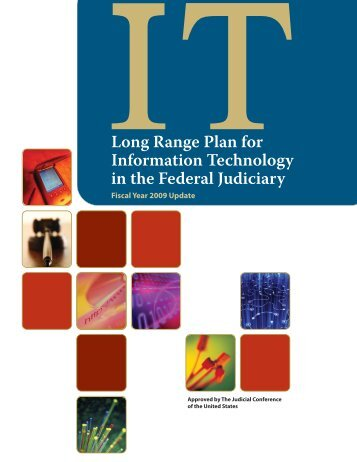Long Range Plan for Information Technology in the Federal ... - MIT