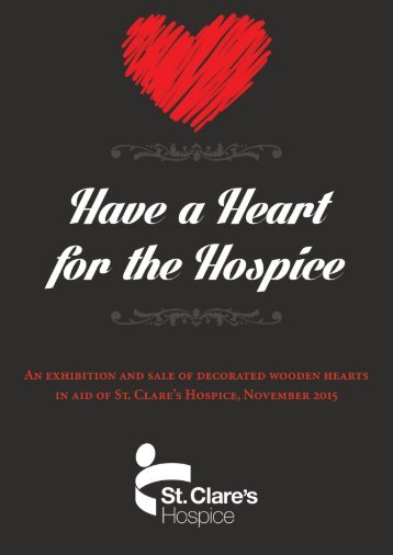 Have a Heart brochure
