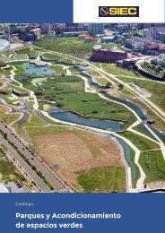 9.- Catálogo Parques y espacios verdes