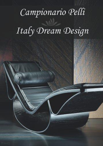 Campionario pelli F2015 - Italy Dream Design