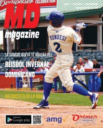 MD Magazine Noviembre