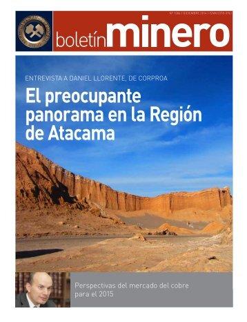 panorama en la Región de Atacama