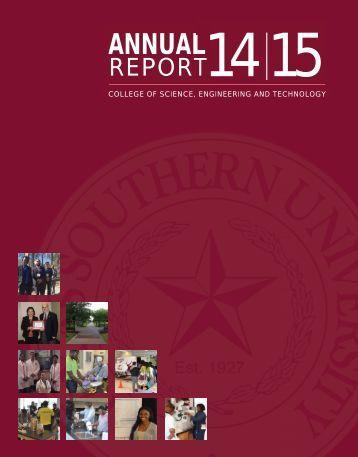 COST Annual Report-2015