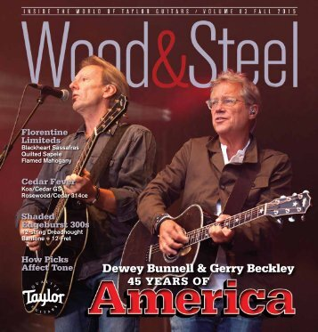 Dewey Bunnell & Gerry Beckley