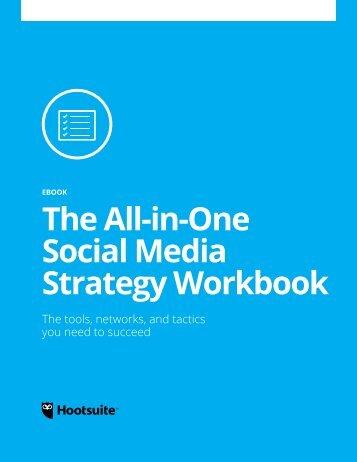 Social Media Strategy Workbook