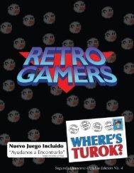 Revista Retro Gamers No.4