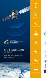 THE RESULTS 2015 patronage organised