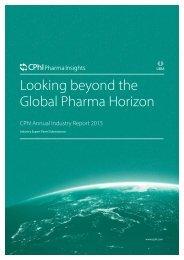 Looking beyond the Global Pharma Horizon