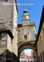 Raven Guides: Germany - Rothenburg