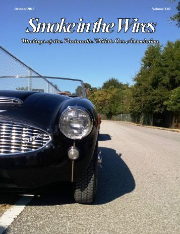 Smoke in the Wires Oct 2015