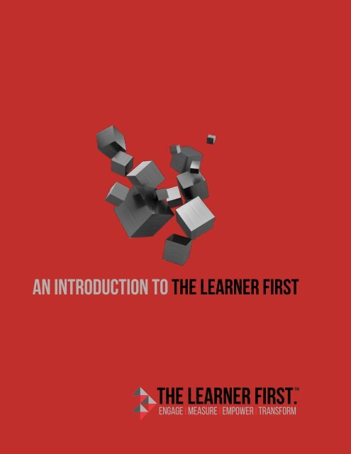 the learner first