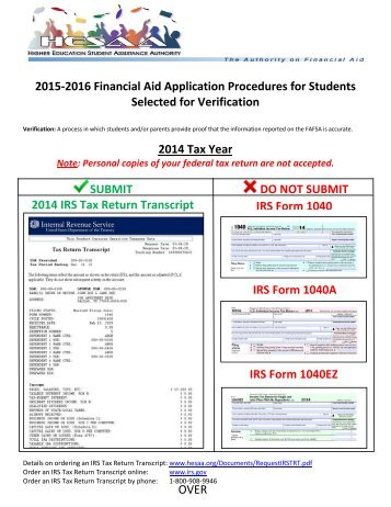 Tax Return Transcript Instructions Alvin Community