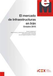 El mercado de Infraestructuras en Irán