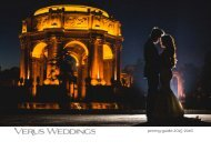 Verus Weddings detailed pricing guide 2015-2016