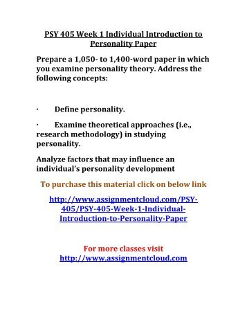 psy 400 social psychology definition paper 3 social psychology) complete class week 1-5 includes all individual & team   psy400 week 1 social psychology definition paper prepare a 700- to.