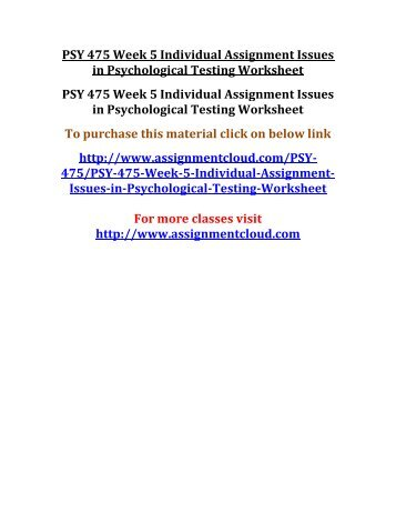 GRE Psychology Test Practice Book moreover The Psychological Triggers and Cognitive Biases Cheat Sheet together with Research Methods   Content ysis   tutor2u Psychology also  further 2 Disability Evaluation and the Use of Psychological Tests furthermore Both issues are of significant consequence to psychological testing further AS and A Level Psychology AQA Revision Notes   Simply Psychology additionally PSY475r2TestingWorksheet   PSY 475 Psychological Tests and together with  as well Issues in Psychological Testing Worksheet   Essay Brokers together with  additionally What are at least two legal issues ociated with psychological moreover Millon™ Adolescent Clinical Inventory  MACI    Pearson essment besides Issues in Psychological Testing Worksheet   Essay Brokers as well  together with Unled. on issues in psychological testing worksheet