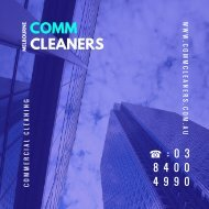 CommCleaners