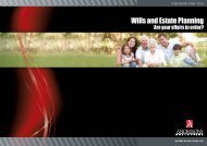 Wills and Estate Planning