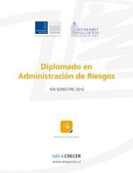 Diplomado en Administración de Riesgos