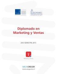 Diplomado en Marketing y Ventas