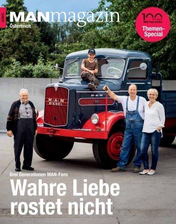 MANmagazin Truck Österreich 2/2015