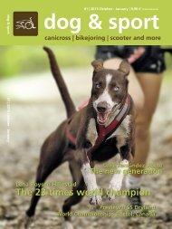 dog & sport - international 01 extract