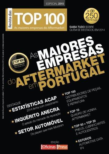 2015 - Revista Top 100