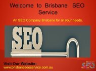 SEO Company Brisbane  | internet marketing company  | small business seo