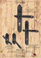 Neue Drückergarnituren aus Eisen und Messing - Seite 2