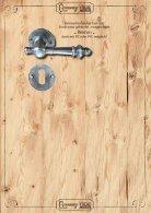 Neue Drückergarnituren aus Eisen und Messing - Seite 4