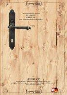 Neue Drückergarnituren aus Eisen und Messing - Seite 5