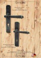 Neue Drückergarnituren aus Eisen und Messing - Seite 6