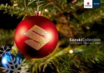 Suzuki 2015 Christmas Collection