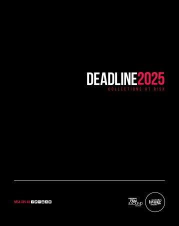 DEADLINE2025