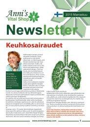 Keuhkosairaudet