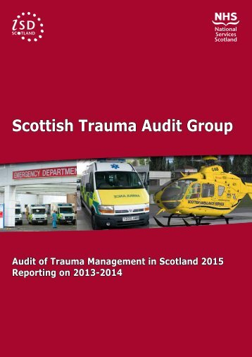 Scottish Trauma Audit Group