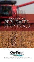 REPLICATED STRIP TRIALS