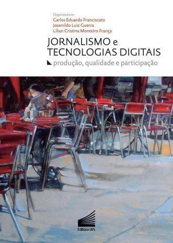 JORNALISMO E TECNOLOGIAS DIGITAIS