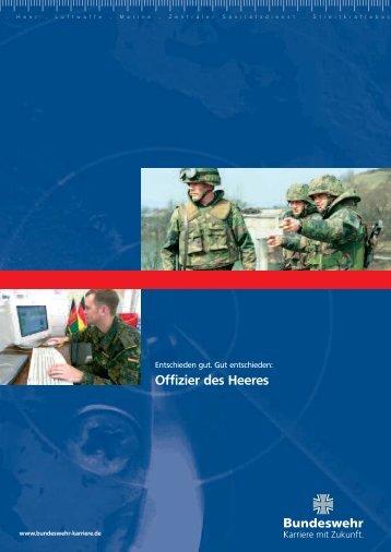 Offizier des Heeres - Helmut-Schmidt-Universität