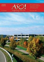 ASO! Augsburg Süd-Ost - November 2015