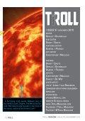 TROLL MAGAZINE ISSUE IX (NOVEMBER 2015) - Page 7