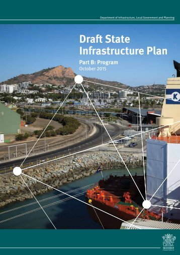 Draft State Infrastructure Plan