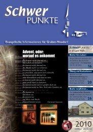 1 2010 - Evangelische Kirchengemeinde Graben-Neudorf