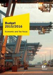 Budget 2015/2016