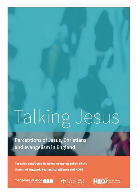 Talking Jesus