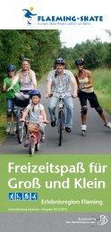 Info-Broschüre Flaeming-Skate 2012 (PDF)