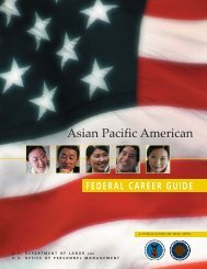 federal career guide pp1-24 - United States Department of Labor