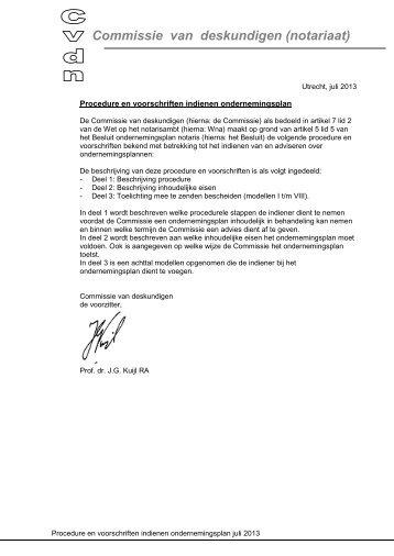 Commissie van deskundigen (notariaat)