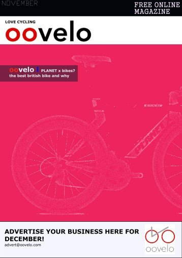 FREE ONLINE MAGAZINE oovelo l