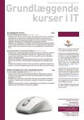 Grundlæggende kurser i IT - Page 2